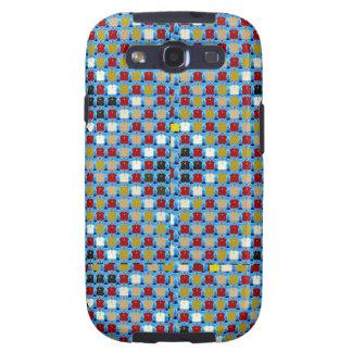 NOVINO Texture Pattern Meet Greet Gifts  doonagiri Samsung Galaxy SIII Covers