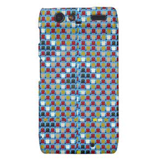 NOVINO Texture Pattern Meet Greet Gifts  doonagiri Droid RAZR Covers
