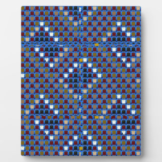 NOVINO Texture Pattern Meet Greet Gifts  doonagiri Display Plaques