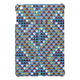 NOVINO Texture Pattern Meet Greet Gifts  doonagiri iPad Mini Cover