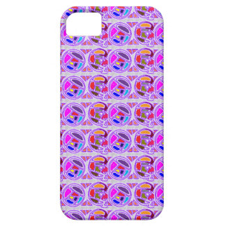 NOVINO Texture Pattern Meet Greet Gifts  doonagiri iPhone SE/5/5s Case