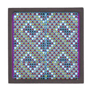 NOVINO Texture Pattern Meet Greet Gifts  doonagiri Jewelry Box