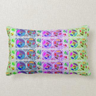 NOVINO Texture Pattern Meet Greet Gifts  doonagiri Lumbar Pillow