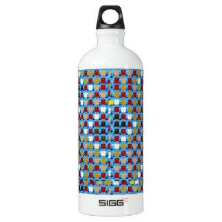 NOVINO Texture Pattern Meet Greet Gifts  doonagiri Water Bottle