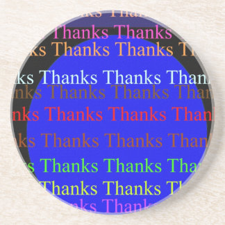 NOVINO Thank You Party Coaster