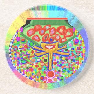 NOVINO Treasure Drink Coaster