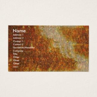 NOVINO - Vintage Dry Jungle Wild Business Card
