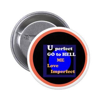 NOVINO Yo amor imperfecto Pins