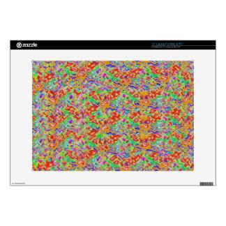 "NOVINO Zazzling Glittering Sparkle Patterns Decal For 15"" Laptop"