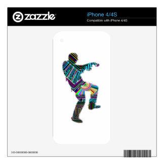NOVINO Zombi Dance Season 2012 iPhone 4S Skin