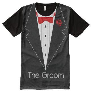 novio, camiseta que fuma, camiseta del juego