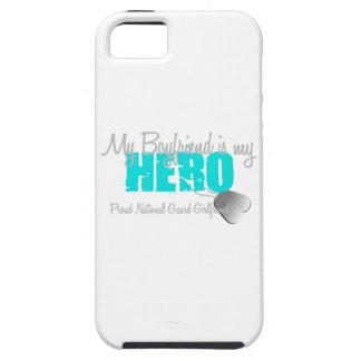 Novio de la novia del Guardia Nacional mi héroe iPhone 5 Carcasas