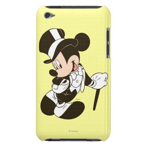 Novio de Mickey Mouse Barely There iPod Cárcasa