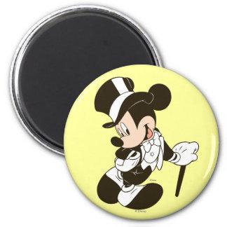 Novio de Mickey Mouse Imán Redondo 5 Cm