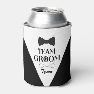Novio del equipo - regalos creativos para los enfriador de latas