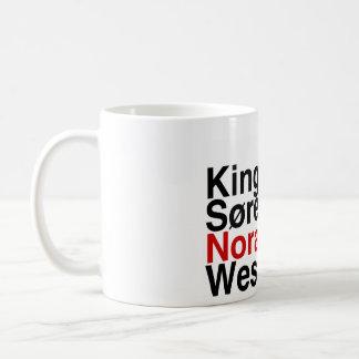 Novio Kingsley, Soren, Nora, Wes del libro Taza De Café