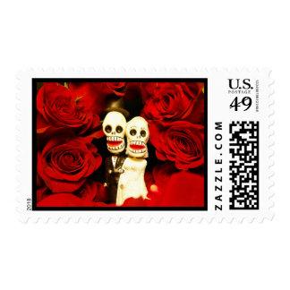 Novios Muertos Stamps