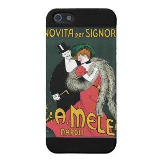 Novita per Signora by Leonetto Cappiello iPhone 5/5S Covers