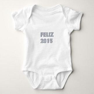 Novo del ano de Feliz T-shirt