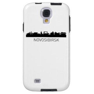 Novosibirsk Russia Cityscape Galaxy S4 Case