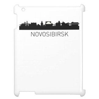 Novosibirsk Russia Cityscape iPad Cases