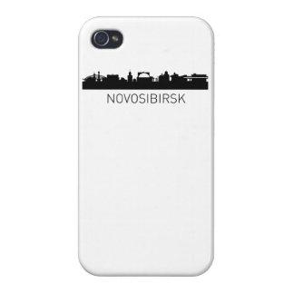 Novosibirsk Russia Cityscape iPhone 4/4S Cases