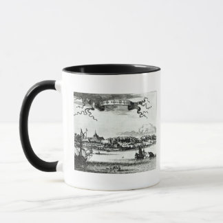 Novum Amsterodamum, c.1667 Mug