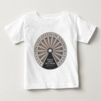 Novus Ordo Seclorum Baby T-Shirt