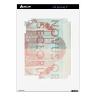 Novus Ordo Seclorum Decal For The iPad 2