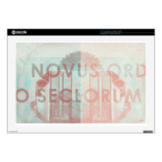 Novus Ordo Seclorum Skins For Laptops