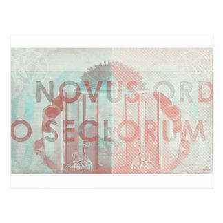 Novus Ordo Seclorum Postales