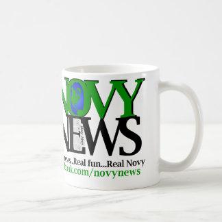 Novy News Coffee Mug