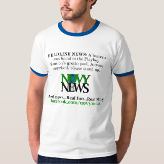Novy News Headline T-Shirt