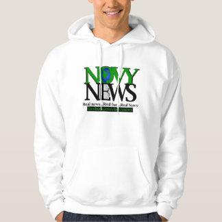 Novy News Hooded Sweatshirt