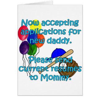 Now Accepting Applications... Greeting Card