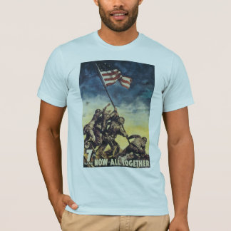Now All Together - Iwo Jima T-Shirt