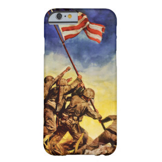Now all together Vintage War Poster Restored Barely There iPhone 6 Case