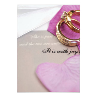 Now and Forever Custom Invites