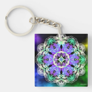 Now-Beginnings/Fulfillment Keychain
