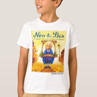 Now & Ben Cover Art T-Shirt