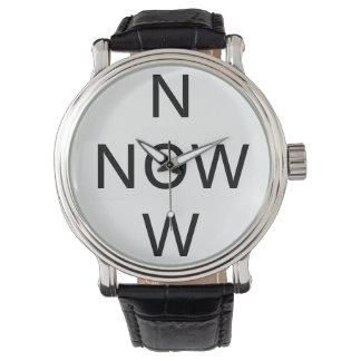 Now Chic Elegant Wrist Watch
