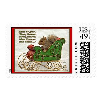 Now Dahser! Now Dancer!... Postage Stamps