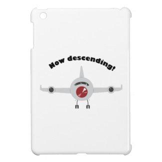 Now Descending iPad Mini Covers