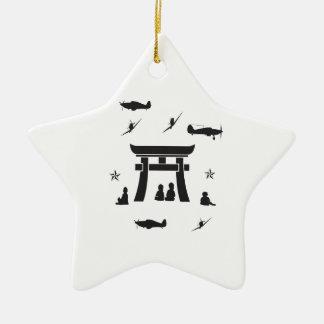 Now even if temporary sleeping kana of 1,000,000 y ceramic ornament