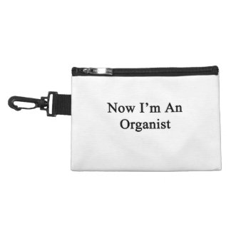 Now I'm An Organist Accessory Bag