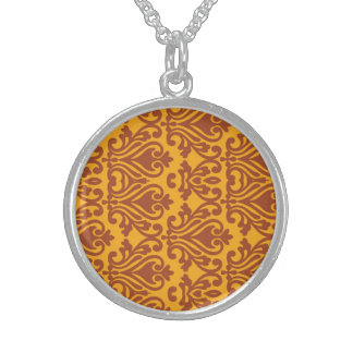 Now Intuitive Miraculous Classical Round Pendant Necklace