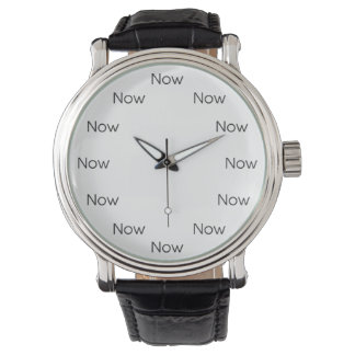 Now is Zen™ - Mindfulness Taoist Buddhist Wrist Watch