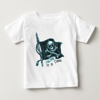 Now It`s Time Baby T-Shirt