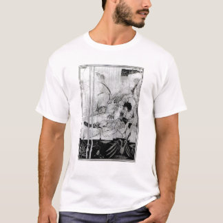 Now King Arthur saw the Questing Beast T-Shirt
