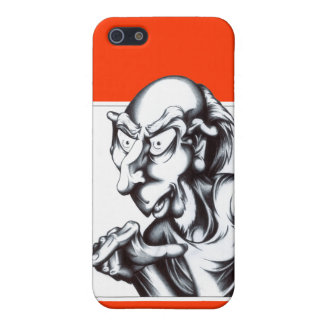 Now Listen Here iPhone SE/5/5s Case